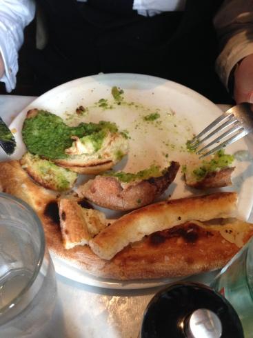 Pizza Portobello