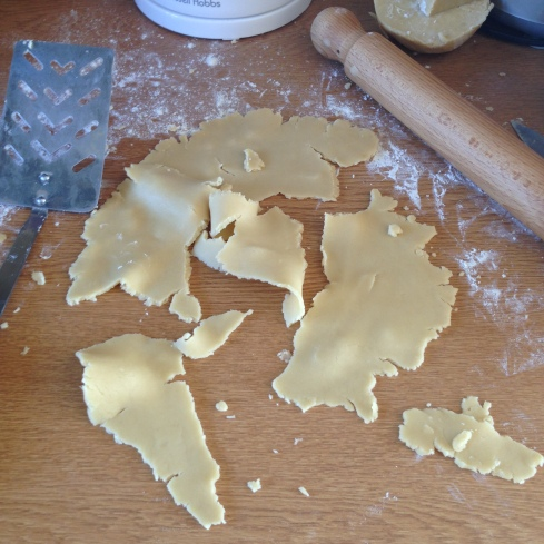Pastry Fail