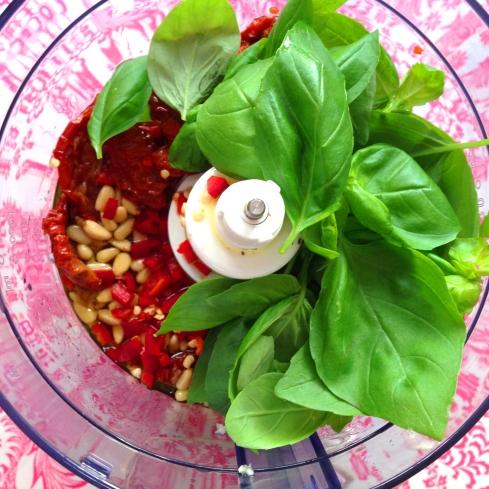 Red Chilli Pesto